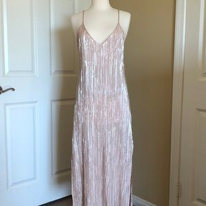 ZARA Collection sparkly slip dress!